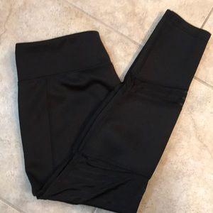 Avia black workout pants